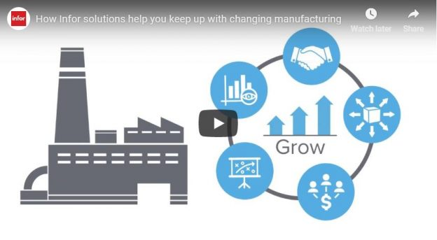 Infor Solution Manufacturing